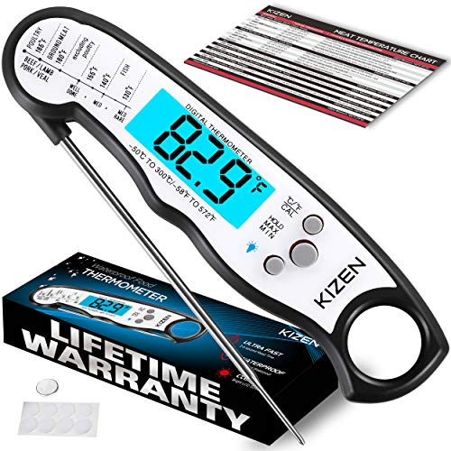 Get 43% off an instant read thermometer