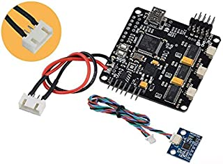 Part & Accessories New Storm32 BGC 32Bit 3-Axis Brushless Gimbal Controller Board+Sensor V1.31 DRV8313 Motor Driver w/Weld JST/Balance Head Plugs - (Color: with Balance head)
