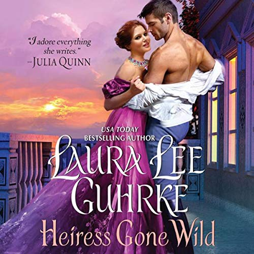 Heiress Gone Wild cover art