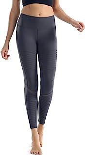 Nonwe Women's Moto Legging Yoga Pants