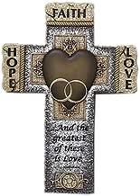 Abbey Gift Faith Hope Love Marriage Cross