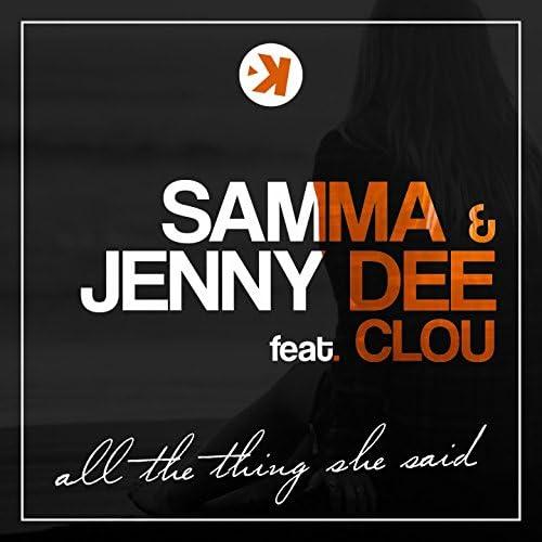 Samma & Jenny Dee feat. Clou