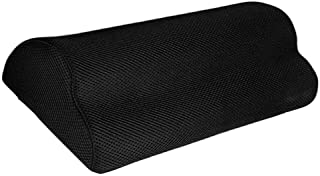 Perfk Foot Rest Under Desk, Soft Foam Foot Cushion Under Desk Foot Stool Pillow for Office and Home Accessories,Non-Slip S...