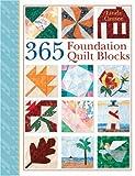 365 Foundation Quilt Blocks