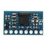 Módulo electrónico 9DOF Módulo de giroscopio de ángulo del sensor de actitud BNO055 de 9 ejes...