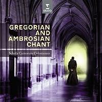 Virgin/Gregorian & Ambrosian