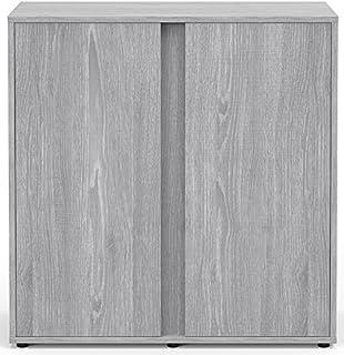 Mueble para Acuario Expert 80 gris vena Aquatlantis