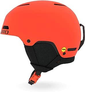 Giro Crue MIPS Kids Snow Helmet Matte Vermillion SM 52–55.5cm