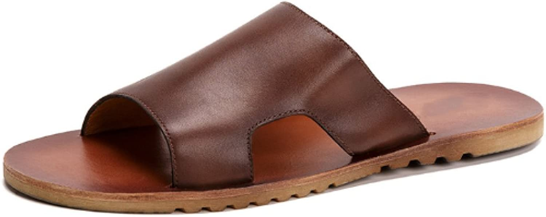 b56a3e6c3cb9a NTUMT Summer Men's Sandals Non-Slip Beach shoes Casual Fashion Open ...