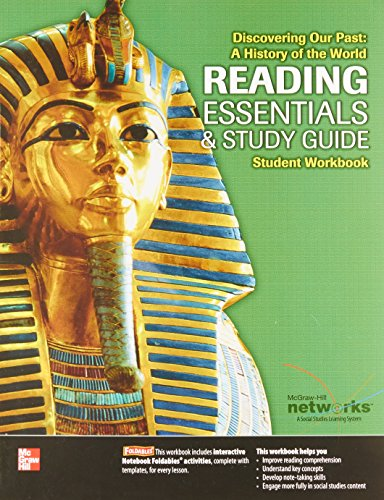 Discovering Our Past: A History of the World, Reading Essentials and Study Guide, Student Workbook (MS WORLD HISTORY)
