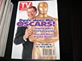 TV Guide (DAVID LETTERMAN , Dave Does The Oscars ! , Best & Worst Dressed Winners, March 25-31 , 1995)