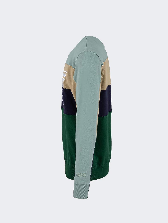 Unfair Athletics Men Sweatshirt No Limit 2019 Green