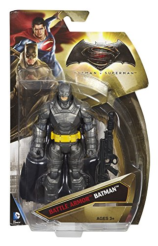 DC Batman - DJG32 - Battle Armor
