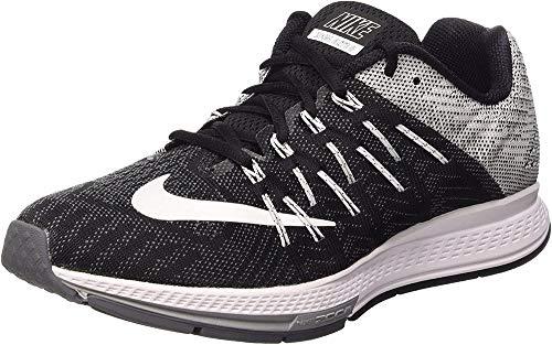 Nike Air Zoom Elite 8, Zapatillas de Running para Hombre, Negro/Blanco/Gris (Black/White-Wolf Grey-Drk Grey), 42 1/2 EU