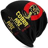 Mamihong Cobra Kai Knit Hat Gorro Gorro Calavera Kat