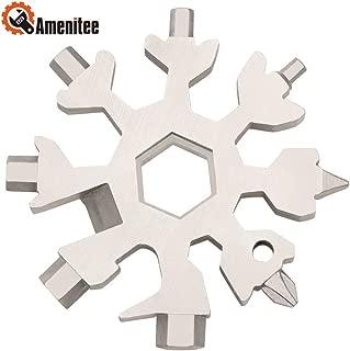 18 in 1 snowflake tool
