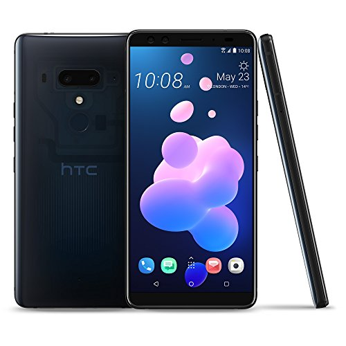top rated HTC U12 + Factory Unlock Phone – 6 inch Screen – 64 GB – Translucent Blue (US Warranty) 2020