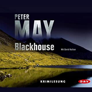 Blackhouse     Lewis Trilogie 1              By:                                                                                                                                 Peter May                               Narrated by:                                                                                                                                 David Nathan                      Length: 6 hrs and 24 mins     1 rating     Overall 5.0