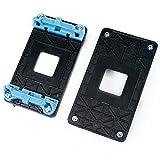 NMD&LR Placa Posterior De La CPU para AM3, Placa Posterior De Plástico para El Soporte Inferior del Ventilador del Radiador para El Soporte AMD Placa Madre AM2 / AM3 / FM1 / FM2