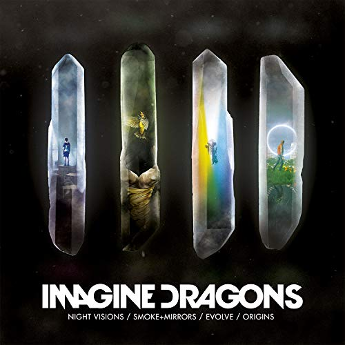 Coffret Intégral Imagine Dragons Discographie