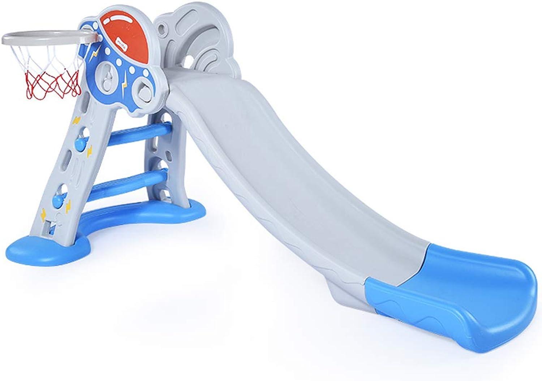autorización Diapositiva para Niños Aumente la diapositiva de ensanchamiento para Niños Niños Niños en interiores combinación de casa diapositivas juguetes para Niños al aire libre ( Color   azul , Talla   14273.5CM )  ahorre 60% de descuento
