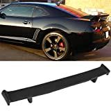 Ineedup ABS Rear Wing Spoiler Automotive Body Styling Kits Fits: for Chevrolet Camaro 2-door 3.6L
