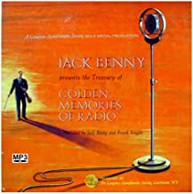 Jack Benny Presents Golden Memories Of Radio MP3 CD 6 Album Set
