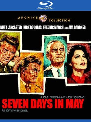 Seven Days In May (1964) [Edizione: Stati Uniti]