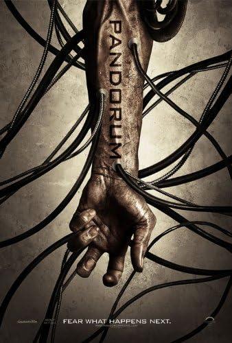 Amazon.com: PANDORUM - Movie Poster - Double-Sided - 27x40 - Original -  VERSION A - DENNIS QUAID - BEN FOSTER - NORMAN REEDUS: Posters & Prints