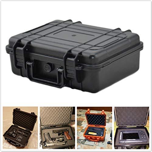 GYFHMY Hard Camera Draagtas, ABS Beschermhoes met Schuim, IP68 Bescherming, Verzegelde Waterdichte Droge Doos, voor SIR Camera's Test Instruments Accessoires