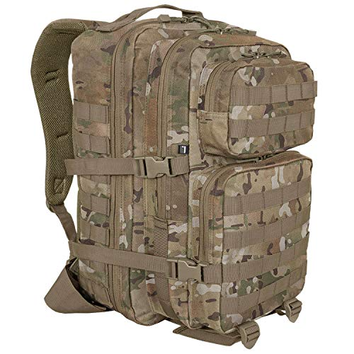 BW-ONLINE-SHOP US Cooper Rucksack Large - Tactical camo