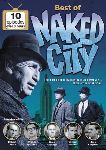 Best Of Naked City [RC 1]
