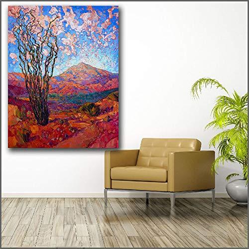 Grote atletische schoonheid muurschildering olieverf canvas en slaapkamer fotolijst schilderij 90x120cm