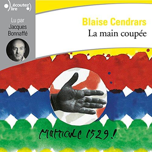La main coupée audiobook cover art
