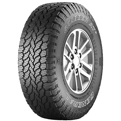 4 X NEUMÁTICOS GENERAL TIRE GRABBER AT3 255 65 R17 LT 114/110S OFF ROAD TL M+S 3PMSF 8PR FR LRD PARA 4X4