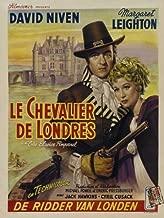 The Elusive Pimpernel Movie Poster (27 x 40 Inches - 69cm x 102cm) (1950) Belgian -