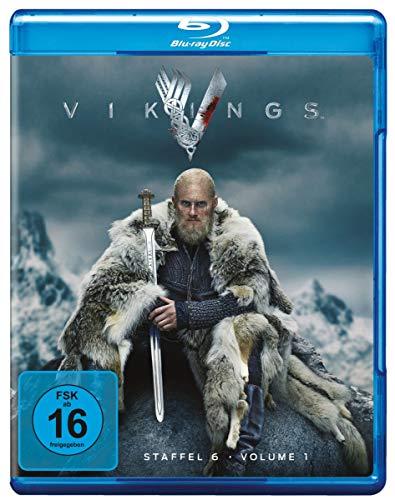Vikings - Season 6.1 [Blu-ray]