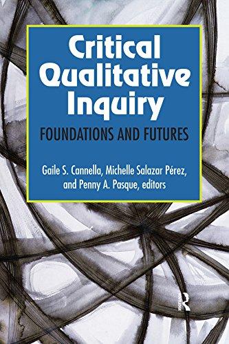 51mfsJjnWVL - Critical Qualitative Inquiry: Foundations and Futures