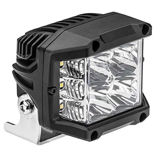 LED Fernscheinwerfer Mit Zulassung R112, 29 Watt Zusatzscheinwerfer Fernlicht, Arbeitsscheinwerfer mit Straßenzulassung 12V 24V, Leistungsstarke OSRAM Chips Mit 2.097 Lumen
