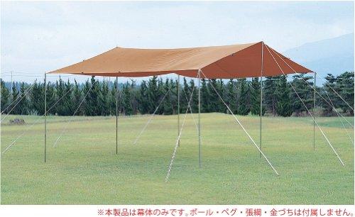 小川キャンパル ユーティリティタープ 3550(※幕体のみ) 3451 OGAWA CAMPAL 日本製