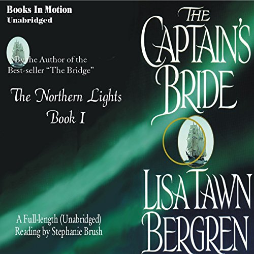 The Captain's Bride audiobook cover art