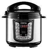 Best Digital Pressure Cookers - Gourmia GPC400 4 Qt Digital Pressure Cooker Review
