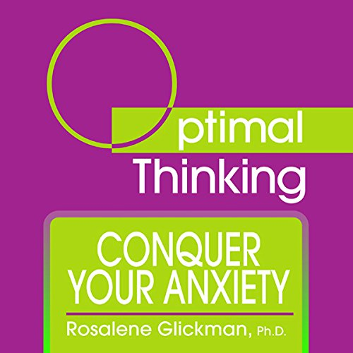 Conquer Your Anxiety audiobook cover art