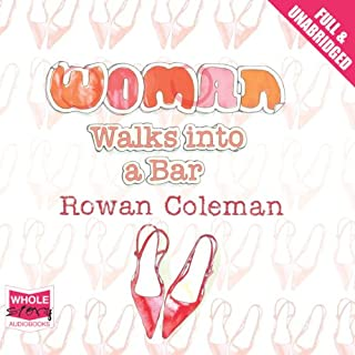 A Woman Walks into a Bar Titelbild