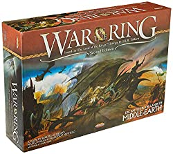 war of the ring second edition board game box