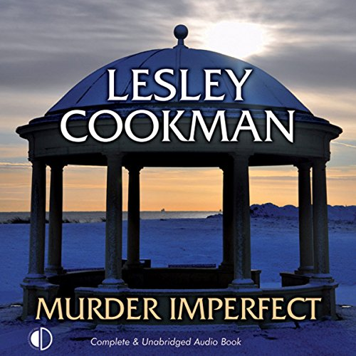 Murder Imperfect audiobook cover art