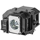 YIYIO Ersatz Beamer Lampe FüR ELPLP54 V13H010L54 FüR 705HD S7 W7 S8 + EX31 EX51 EX71 EB-S7 X7 S72...