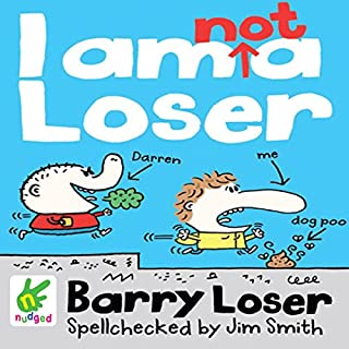 Barry Loser: I Am Not a Loser cover art