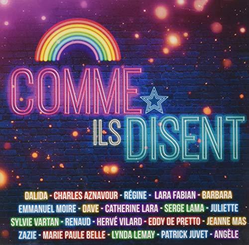 comme Ils Disent/Dalida, Aznavour, Lara Fabian, Dave, Renaud, Zazie, Angele,…