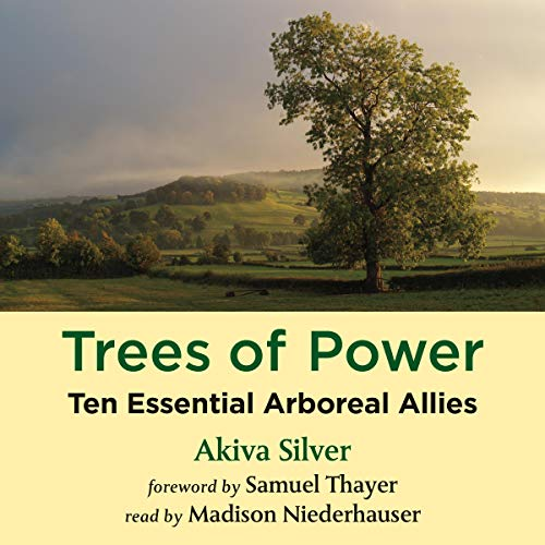 Trees of Power     Ten Essential Arboreal Allies              De :                                                                                                                                 Akiva Silver                               Lu par :                                                                                                                                 Madison Niederhauser                      Durée : 8 h et 59 min     Pas de notations     Global 0,0